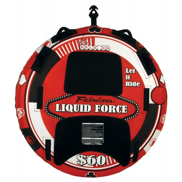 Liquid Force Let It Ride 60 Towable Tube 60