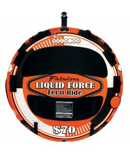 Liquid Force Let It Ride 70 Towable Tube 70