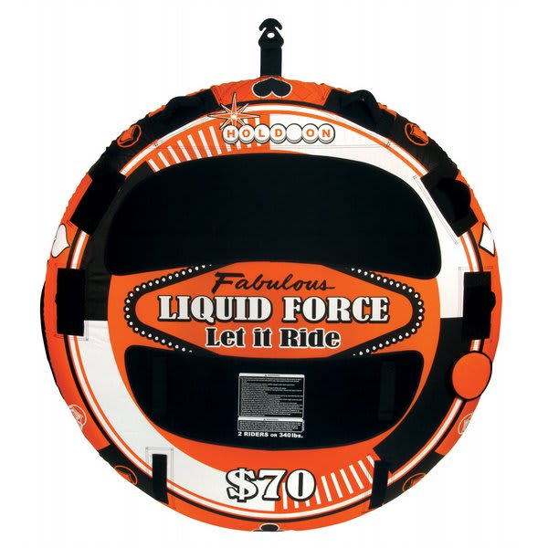 Liquid Force Let It Ride 70 Towable Tube 70