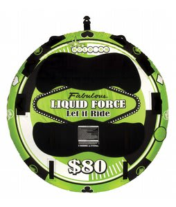 Liquid Force Let It Ride 80 Towable Tube 80