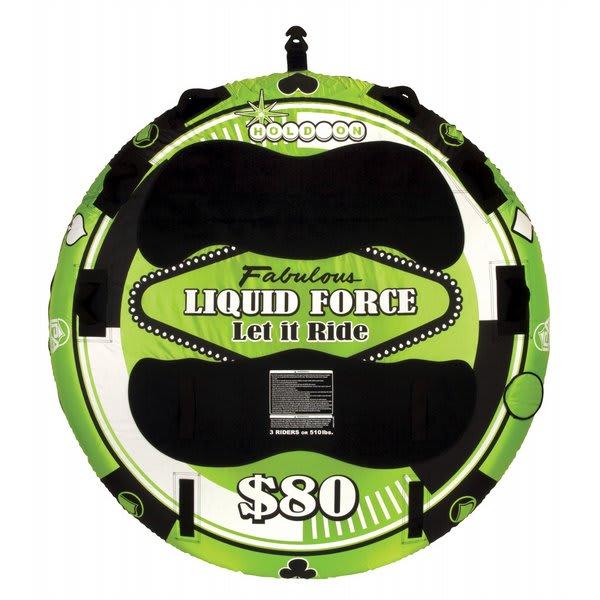 Liquid Force Let It Ride 80 Towable Tube 80