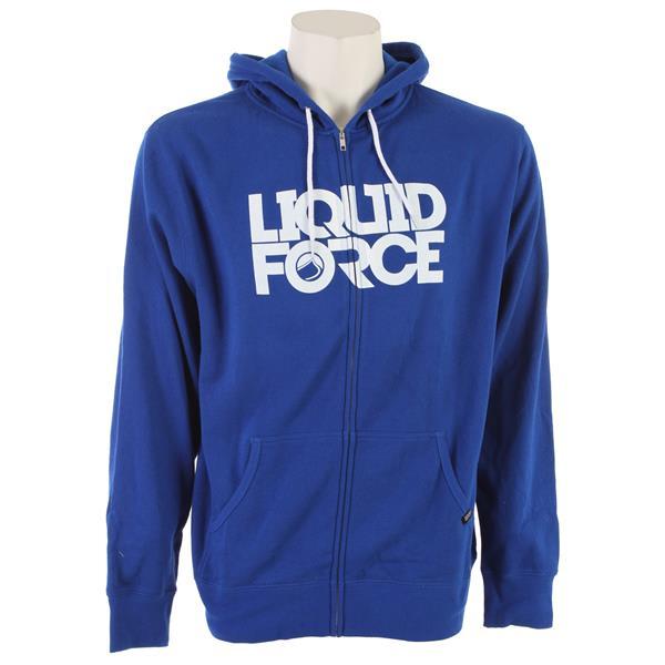 Liquid Force Logo Zip Hoodie