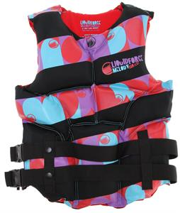 Liquid Force Melody CGA Wakeboard Vest Black