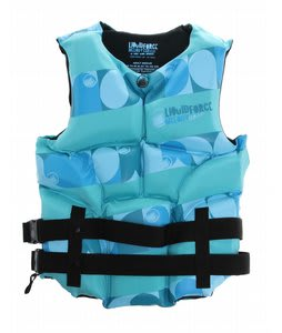 Liquid Force Melody CGA Wakeboard Vest Blue