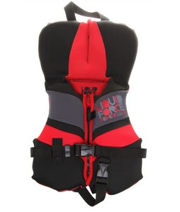 Liquid Force Nemesis CGA Wakeboard Vest Black/Red