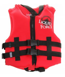 Liquid Force Nemesis CGA Classic Wakeboard Vest Red