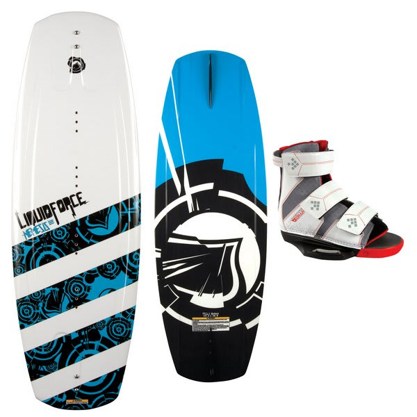 Liquid Force Nemesis Youth Wakeboard w/ Domain Bindings