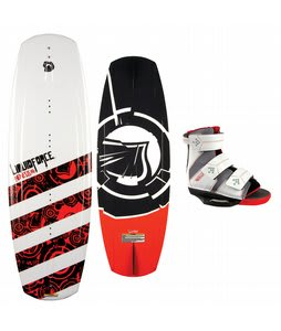 Liquid Force Nemesis Youth Wakeboard 118 w/ Domain Bindings