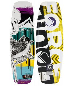 Liquid Force Peak Blem Wakeboard 136