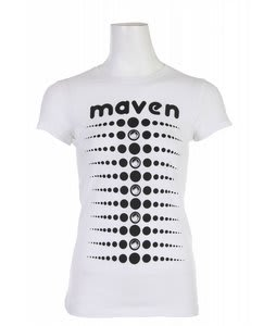 Liquid Force Polka Maven T-Shirt White
