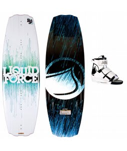 Liquid Force PS3 Wakeboard 137 w/ Domain Bindings