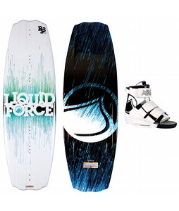 Liquid Force PS3 Wakeboard 141 w/ Domain Bindings