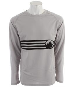 Liquid Force Pushing L/S Riding Shirt Grey
