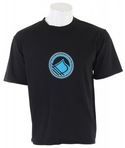 Liquid Force Ride Time Shirt Black