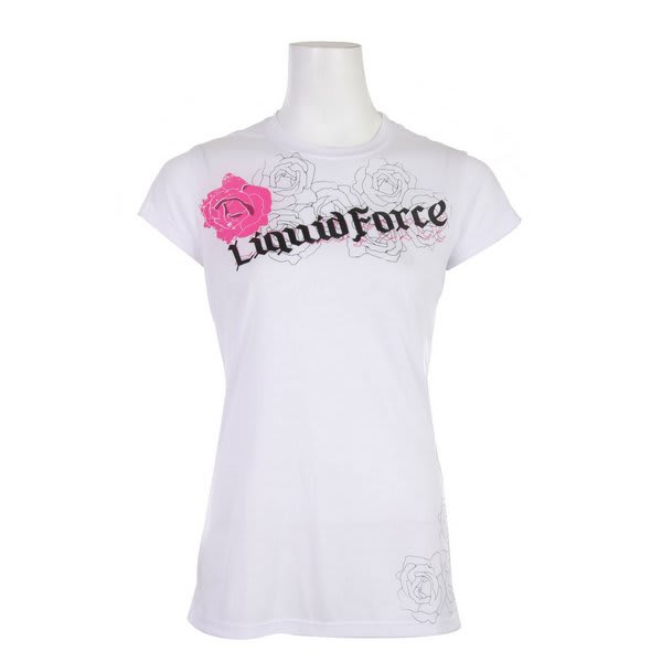 Liquid Force Rose By Name T-Shirt