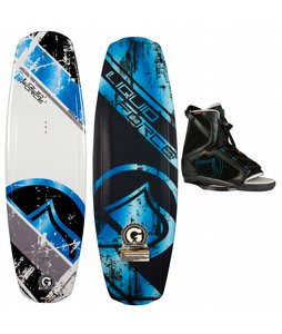 Liquid Force Rogue Grind Wakeboard 139 w/ Index Bindings
