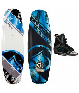 Liquid Force Rogue Grind Wakeboard 143 w/ Index Bindings