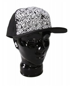 Liquid Force Rush Hour Hat Black