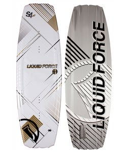 Liquid Force S4 Wakeboard 142 Blem