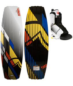 Liquid Force S4 Wakeboard w/ Transit Bindings
