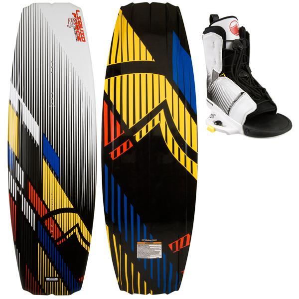 Liquid Force S4 Wakeboard w/ Transit Bindings