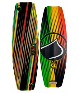 Liquid Force Team/Shane Hybrid Wakeboard 134 (Metric Inserts)