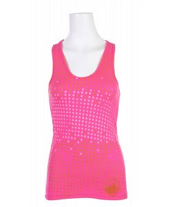 Liquid Force Spots Tank Top Fuschia