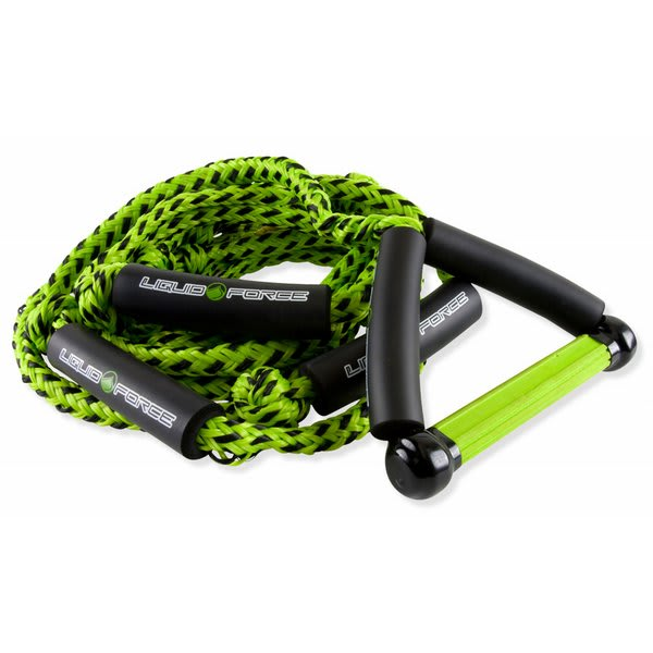 Liquid Force Surf Wakeboard Rope w/ 9 Handle