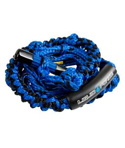 Liquid Force Surf Wakeboard Rope w/ T Grip Blue