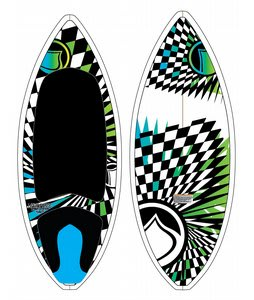 Liquid Force Tc Custom Skim Wakesurfer 52in