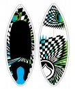 Liquid Force Tc Custom Skim Wakesurfer - thumbnail 1