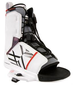 Liquid Force Transit Wakeboard Bindings Red