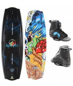 Liquid Force Trip Wakeboard 138 w/ Index Bindings