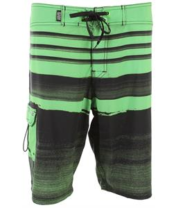 Liquid Force Valiant 21 Boardshorts Shock Green