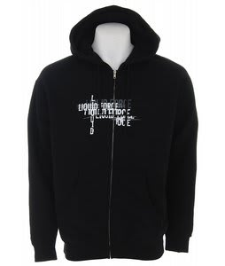Liquid Force Vigor Hoodie Black