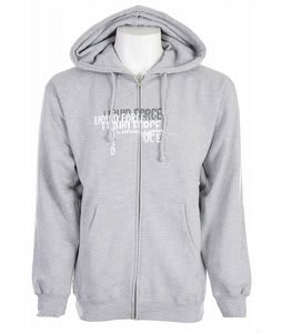 Liquid Force Vigor Hoodie Heather Grey