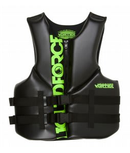 Liquid Force Vortex CGA Wakeboard Vest Black/Green