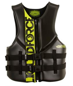 Liquid Force Vortex CGA Wakeboard Vest Black/Yellow