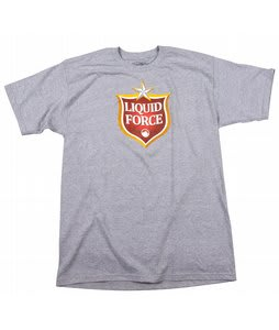 Liquid Force Wake Star T-Shirt Grey