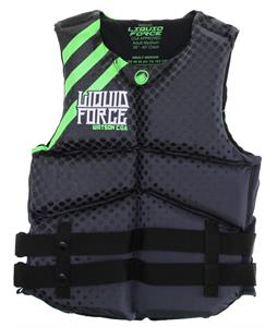 Liquid Force Watson CGA Wakeboard Vest Black/Green