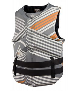 Liquid Force Watson CGA Wakeboard Vest Grey/Orange