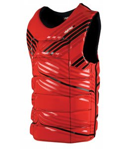 Liquid Force Watson Wakeboard Comp Vest Red