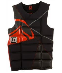 Liquid Force Watson Comp Wakeboard Vest Black/Red