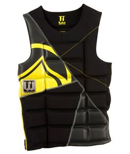 Liquid Force Watson Comp Wakeboard Vest Black/Yellow