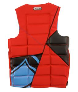 Liquid Force Watson Comp Wakeboard Vest Red/Blue