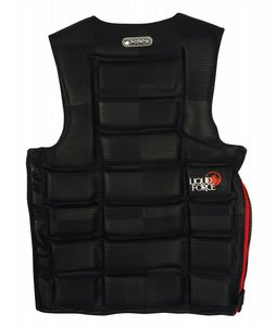 Liquid Force Watson Comp Wakeboard Vest Black