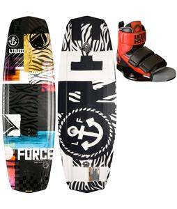 Liquid Force Witness Grind Wakeboard w/ Domain Bindings