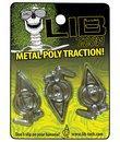 Lib Tech Metal Poly Traction Stomp Pad - thumbnail 1