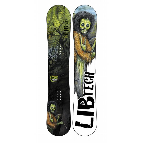 Lib Tech Skunk Ape C2BTX Wide Snowboard