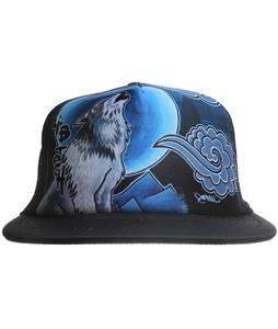 Lib Tech Howler Trucker Cap Black